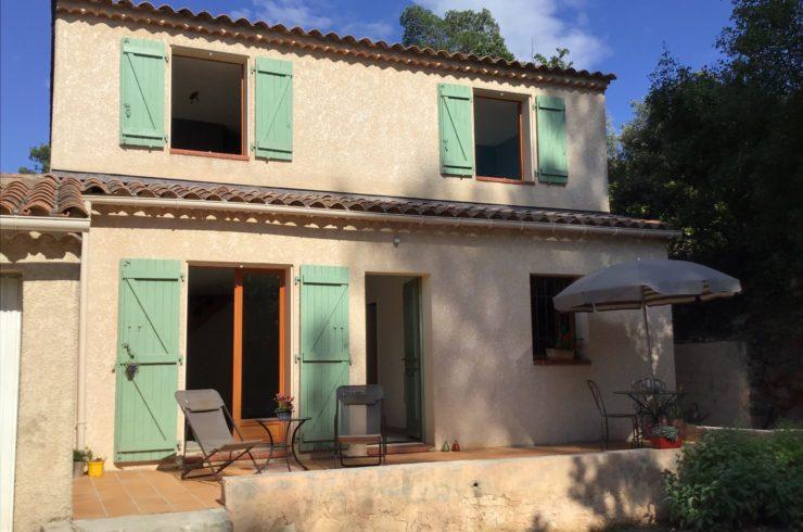 Villa, 3 bedrooms garage Carces