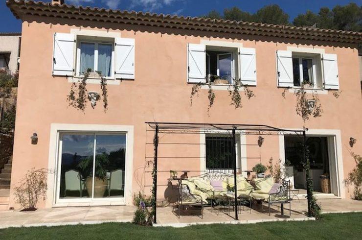 4 bedrooms in Var, Cotignac